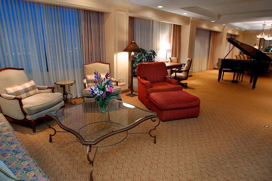 Presidential Suite Parlor